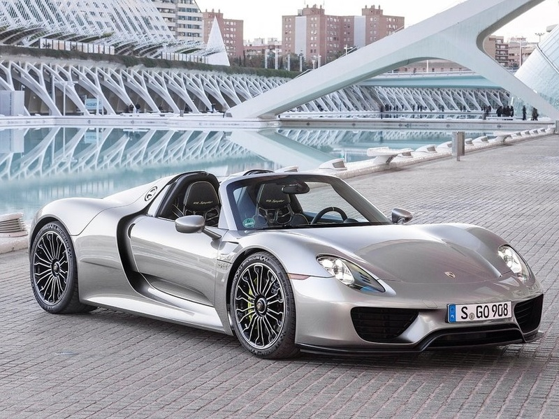 The Porsche 918 Spyder Took Hybrid Cars To A New Level