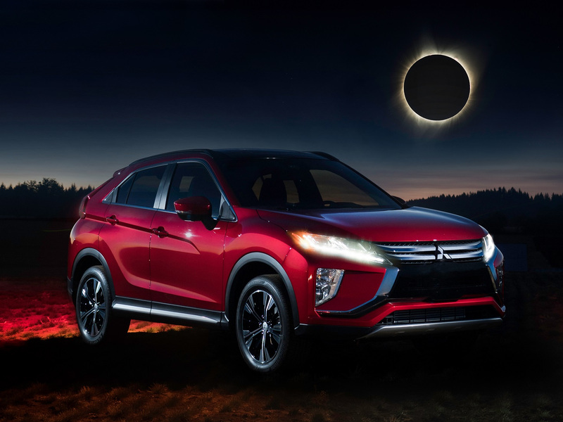 The Mitsubishi Eclipse Cross is the first of many new vehicles.