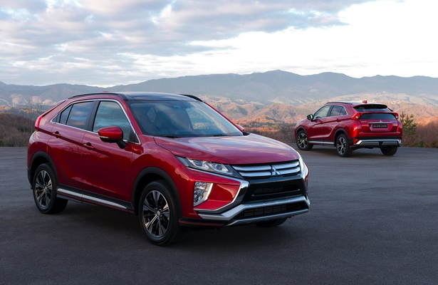 The Eclipse Cross: Mitsubishi's newest crossover