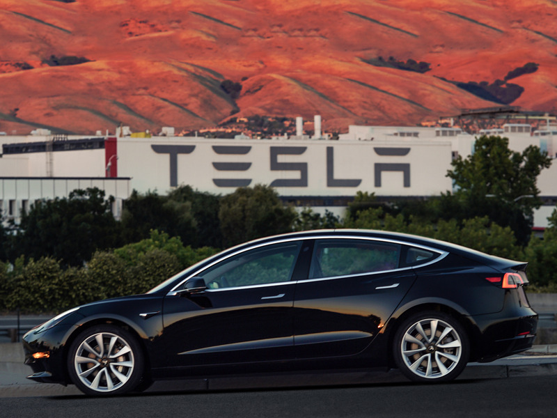 There aren't nearly as many Model 3's on the road as there should be.
