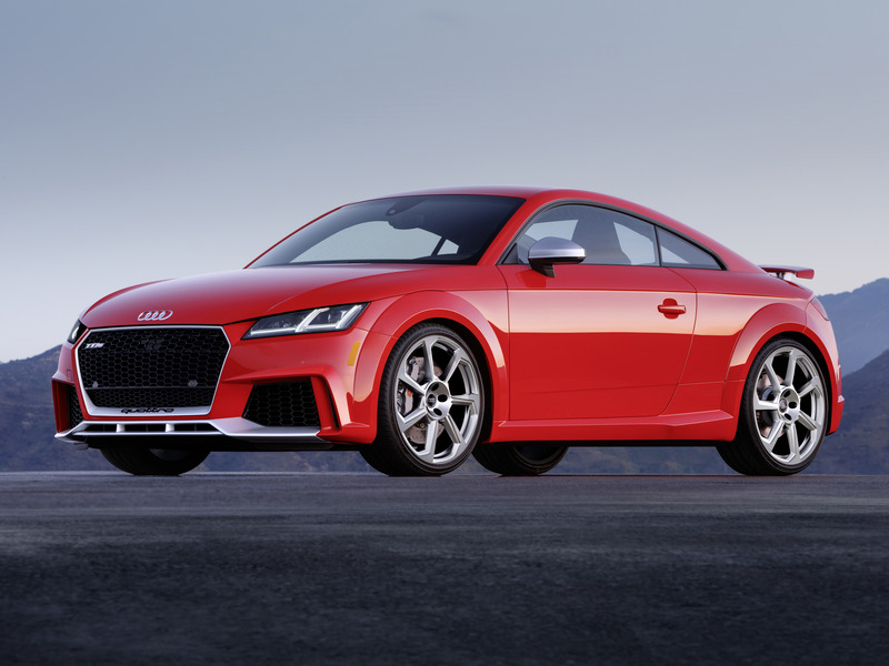 The Audi TT RS Is One Of The Worlds Best Sports Cars For The - What company makes audi cars