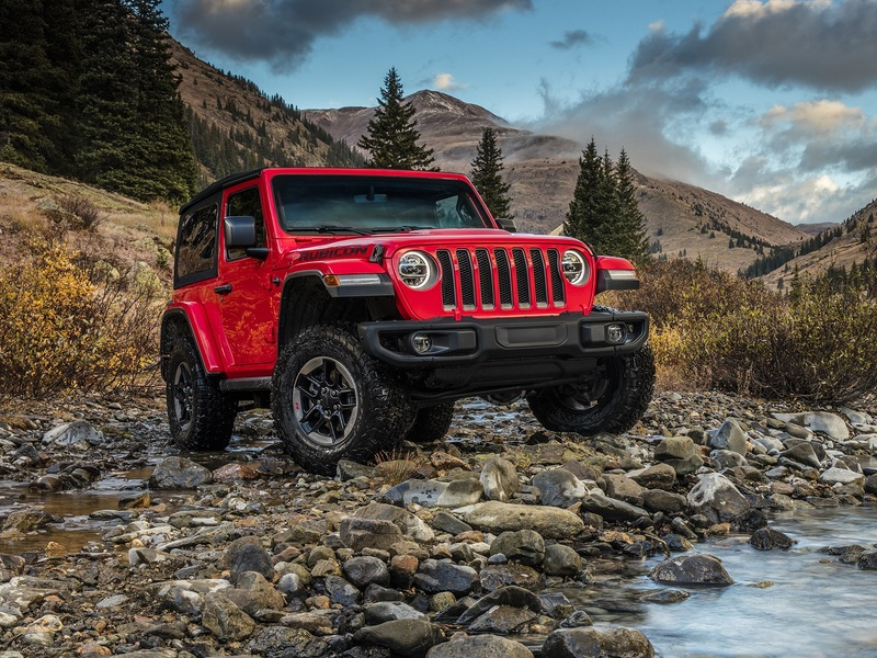 The new 2018 Jeep Wrangler features many model firsts.