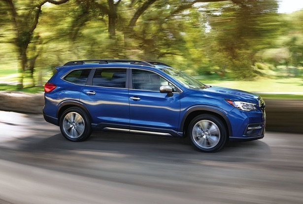 Subaru Ascent 7 >> The New Subaru Ascent 3-Row Crossover Goes Big and Bold For the Brand | Web2Carz
