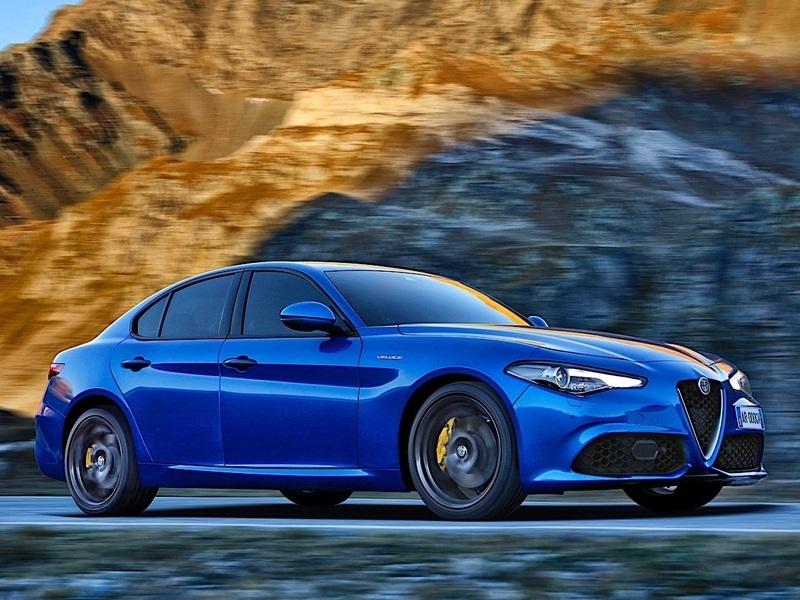 We really want a mid-range Alfa Romeo Giulia.