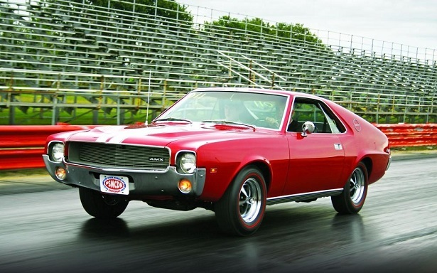 someone needs to build a compact muscle car like the amc amx | web2carz