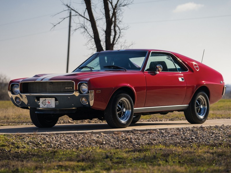 Someone Needs To Build A Compact Muscle Car Like The Amc
