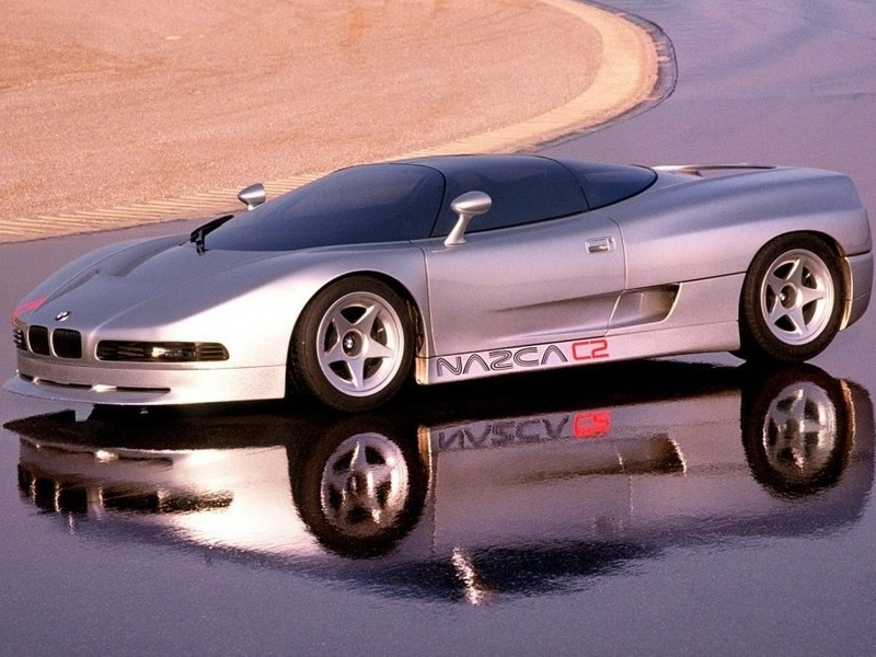 We wish BMW had given the Nazca C2 the green light.