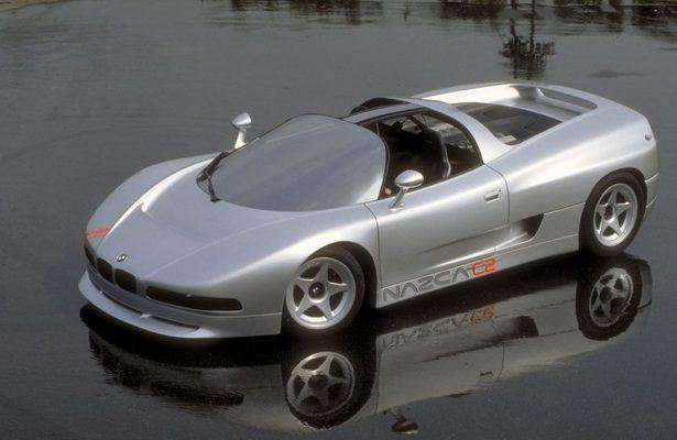 Conceptually Awesome BMW Nazca C WebCarz - Awesome bmw