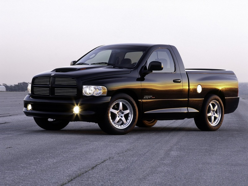 Dodge's Ram SRT-10 had the Viper's engine under the hood.