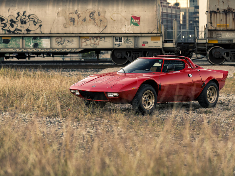 this awesome 1974 lancia stratos hf stradale is for sale | web2carz