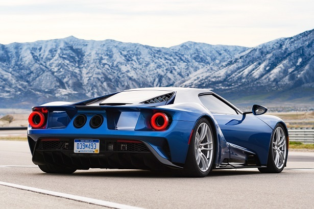2017 ford gt40