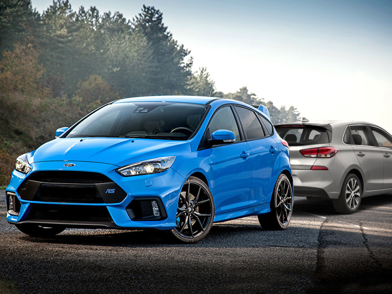 Ford's hot hatch is great if you can afford it.