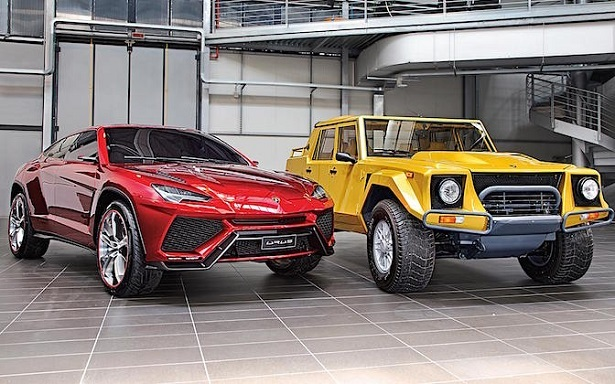 the 2019 lamborghini urus is nuts but not like the lm002 was web2carz. Black Bedroom Furniture Sets. Home Design Ideas