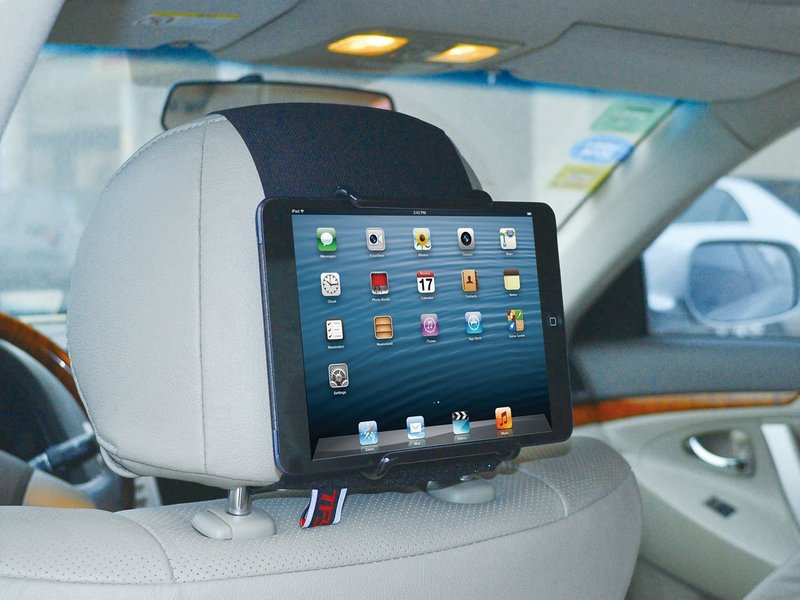 There are a variety of styles of tablet car caddies out there to choose from.