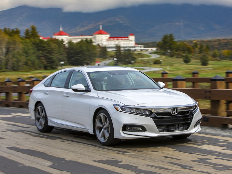 The 2018 Honda Accord is an award-winning car for a reason.