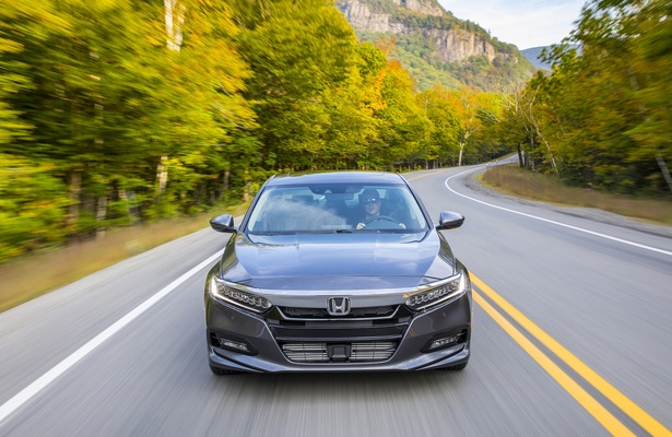 the 2018 honda accord wins north american car of the year