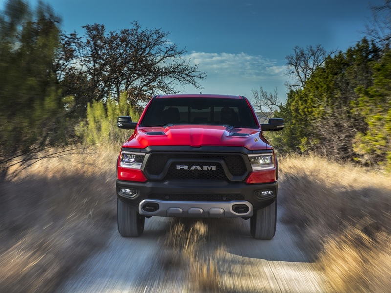 The 2019 Ram 1500 is just one of the great new trucks out there.
