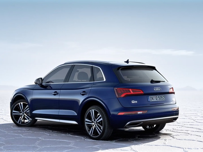 The new Audi Q5 is easily one of the best premium crossovers.