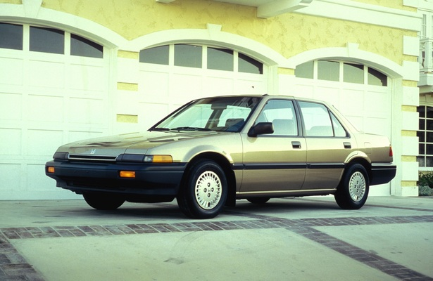 1987 honda accord dx sedan