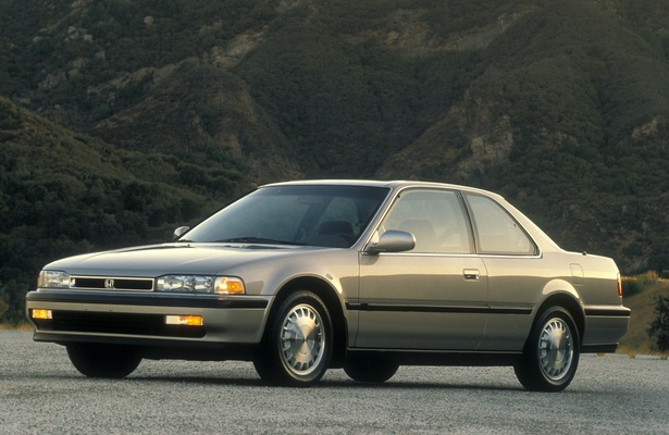 1990 Honda Accord sedan