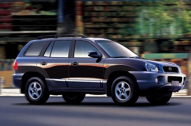 Hyundai Santa Fe 2019 Spy Shot >> Hyundai Teases the New Santa Fe, and It's Pretty Slick   Web2Carz