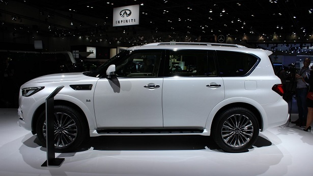 infiniti aims to go all electric2021  web2carz