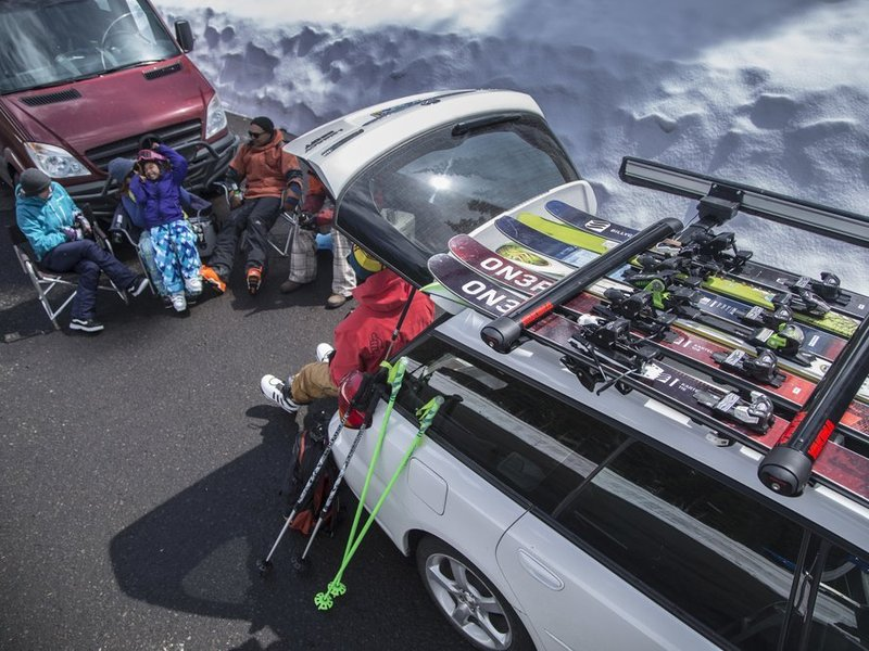 These are the racks you and your friends need to have some fun on the slopes.