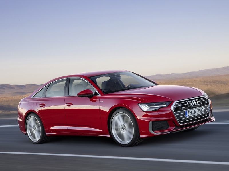 The New Audi A Gets Sexy But Remains Very Audi WebCarz - Is audi a good car