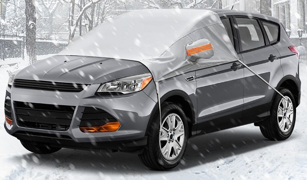 gear up the 5 best car covers for snow web2carz. Black Bedroom Furniture Sets. Home Design Ideas