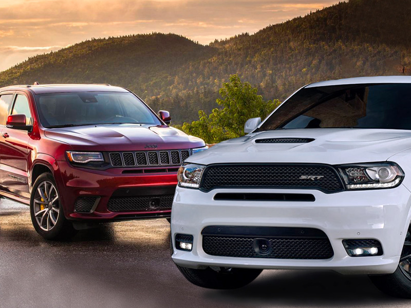 These two high-performance SUVs offer a lot for the money.
