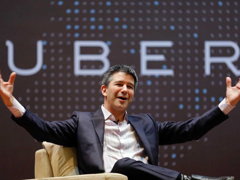 Kalanick jumping ship was probably the best thing for Uber.