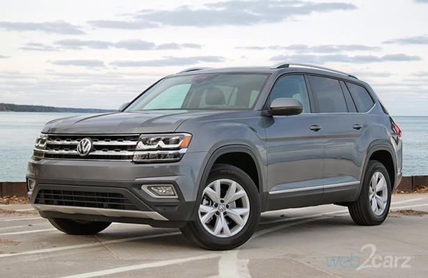 versus volkswagen atlas vs dodge durango web2carz. Black Bedroom Furniture Sets. Home Design Ideas