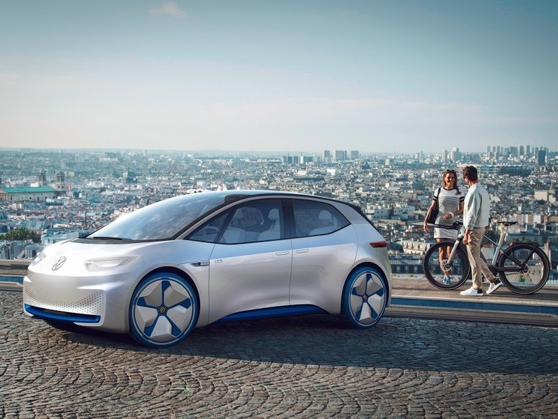 A new VW electric car is only about 700 days away.