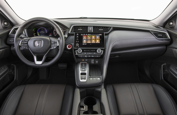 Honda Civic Econ Button >> Honda's 2019 Insight is Ready to Battle The Toyota Prius ...