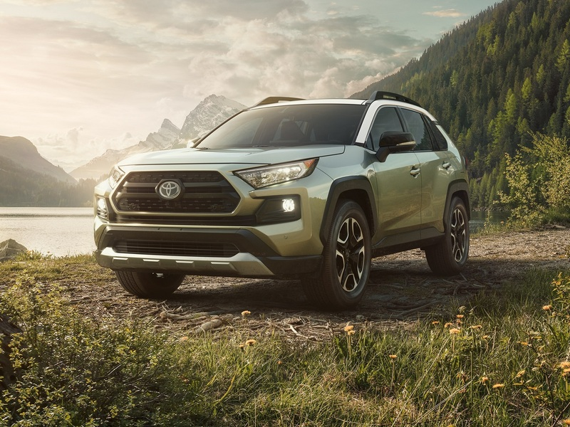 The 2019 Toyota Rav4 Goes Rugged And We Like It