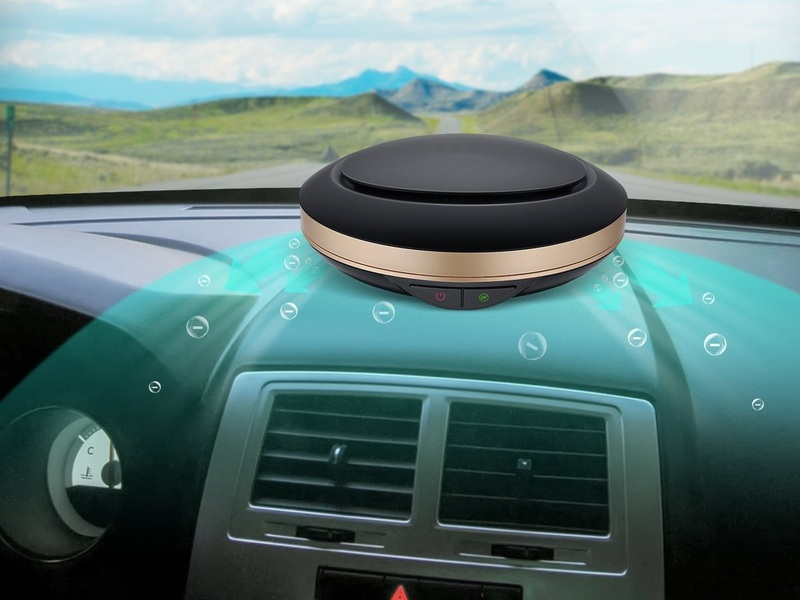 gear up the 5 best car air purifiers web2carz. Black Bedroom Furniture Sets. Home Design Ideas