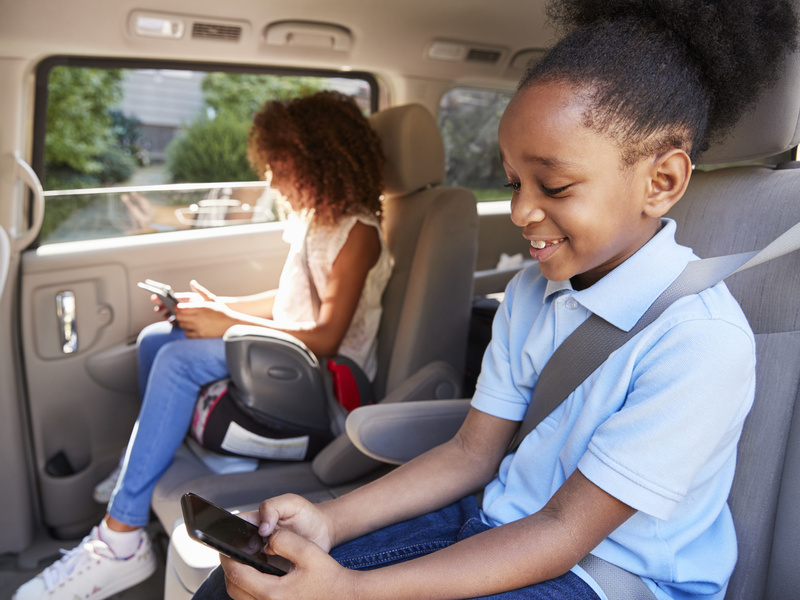 Keep Your Kids Safe With A Booster Seat That Fits Them
