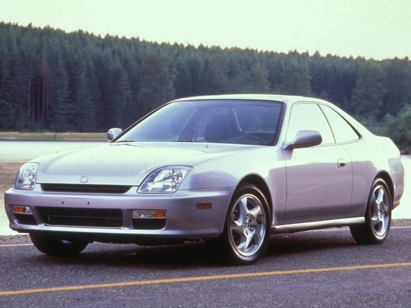 We Miss the 1997-2001 Honda Prelude | Web2Carz