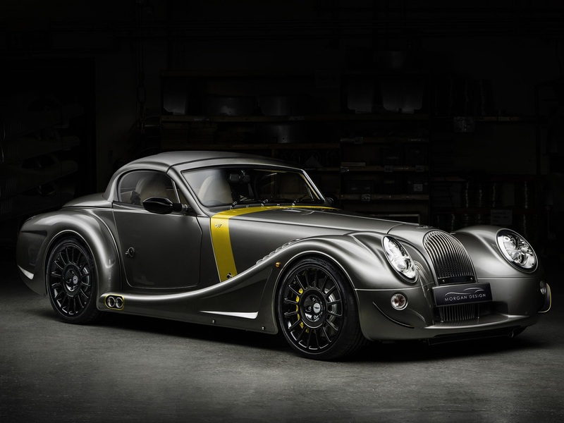 This is the last of the Morgan Aero 8s, and it's gorgeous.