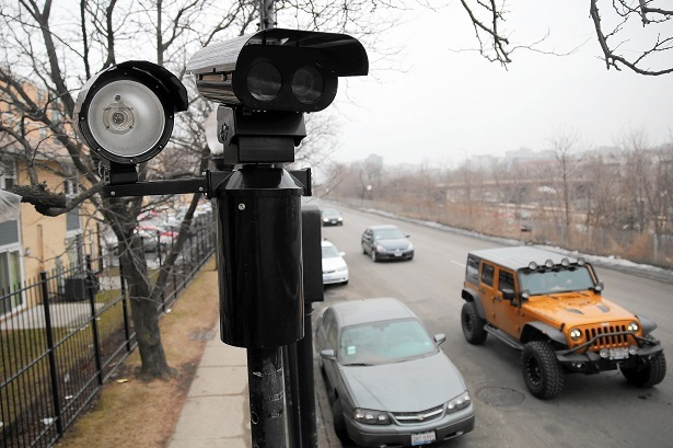 Courts Rule Against Ohio Town's Rampant Speed Camera Abuse