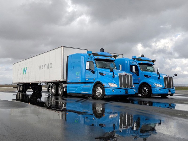 More automation in trucking could prove to correct for some major problems facing the industry.