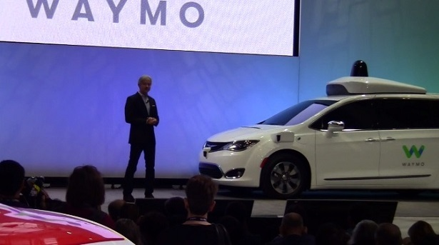 waymo ceo