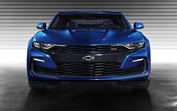 Do You Love or Hate the Refreshed New 2019 Chevy Camaro ...