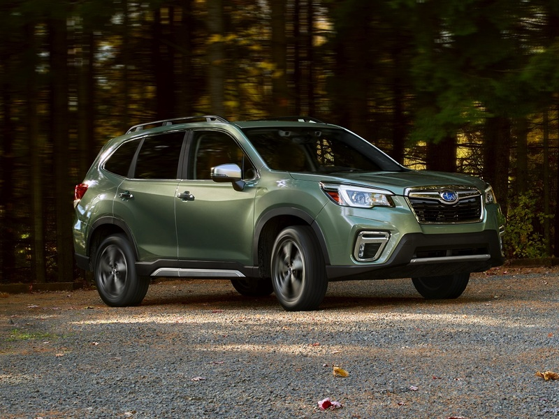 The 2019 Subaru Forester is exactly what many families need.