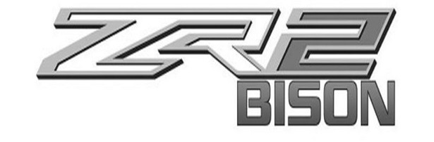 Chevrolet ZR2 Bison logo
