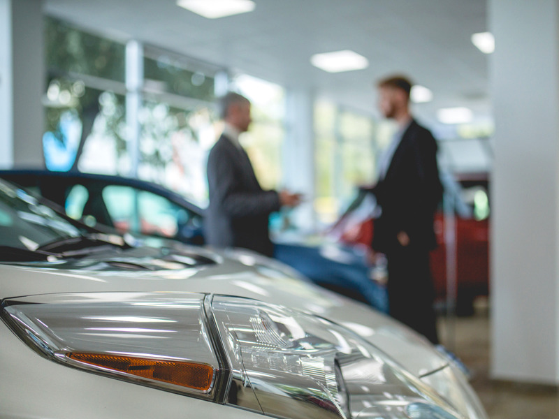 Do you ever actually want to go into a dealership these days?