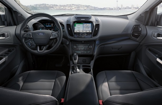 ford cabin and infotainment