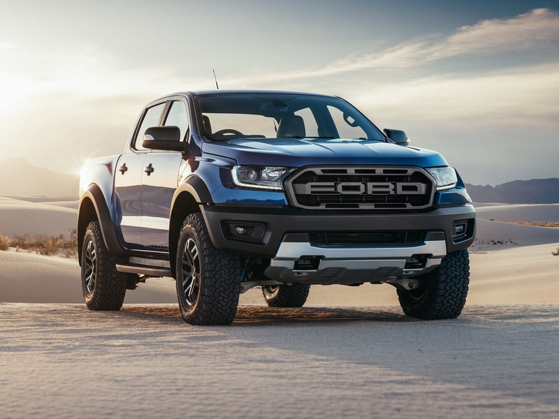 Ford's Ranger Raptor may be headed to the U.S. after all.