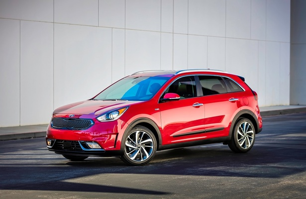 The Kia Niro is CR's most reliable new car for 2018