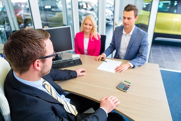 car dealership negotiation